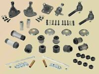 Lincoln Continental 1968 Performance Rubber Suspension Rebuild Kit - Front End