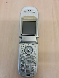 Motorola V220 - Pink (Vodafone/Lebara Mobile Phone