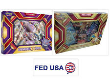 Pokemon Tcg (2) Collection Boxes: Gengar Ex Box + Charizard Ex Gift Boxes Sealed