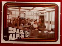 SPACE / ALPHA 1999 - MONTY GUM - Card #46 - Netherlands 1978