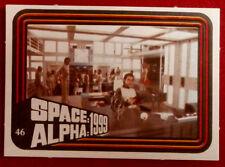 SPACE / ALPHA 1999 - MONTY GUM - Card #46 - Netherlands 1978