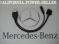2010-2013 Mercedes CL600 CL550 CL65 CL63 AMG IPOD iPhone AUX Music Cable Adapter