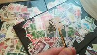 650 Briefmarken sauber postfrische Dauerserien BRD