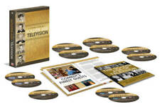 NEW TIME LIFE EXCLUSIVE GOLDEN AGE OF TELEVISION 11 DISC TV DVD SET 2016 & BOOK