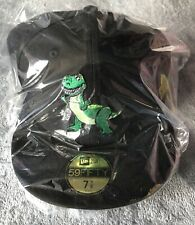 NEW ERA REX TOY STORY SIZE 7 7/8 59FIFTY FITTED CAP HAT EXCLUSIVE 2019 SOLD OUT