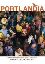 Portlandia Season 4 Series New DVD Region 4