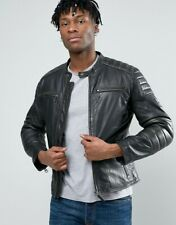 Pepe jeans Biker leather jacket