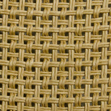 Marshall cane or biscuit grill cloth cane
