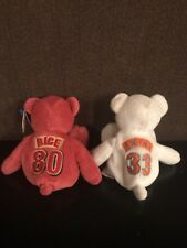 Limited Treasures Number 80 Jerry Rice 49ers Patrick Ewing 33 New Yorl Knick A32