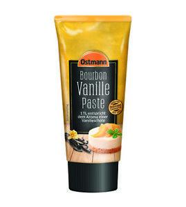 Ostmann Vanillepaste Pesto & Pasten & Marinaden 30g 4002674319200