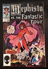 MEPHISTO vs FANTASTIC FOUR  Issue #1 April 1987 MARVEL Comics  **GREAT SHAPE!**