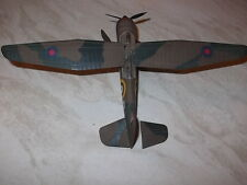 Plastic assembled Lysander model aircraft - origin  unknown, possibly Revell