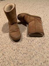 uggs chestnut boot short
