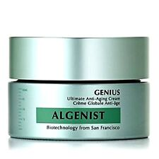 Algenist GENIUS ULTIMATE ANTI-AGING  CREAM 2 oz FULL SIZE! AMAZING! AUTHENTIC!