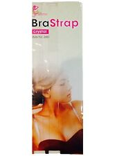 Clear Bra Straps Replacements - Two Pairs
