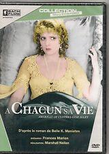 DVD ZONE 2--A CHACUN SA VIE--MARSHALL NEILAN/MARY PICKFORD--NEUF
