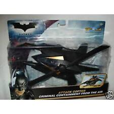 DC DIRECT attaque hélicoptère dark knight rises comic figure action batman