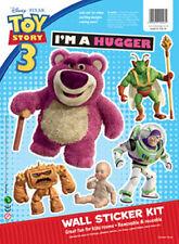 Disney Children's / Kids Toy Story 3 Collectors Wall Stickers - Huggin Bear