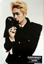 SHINee Everbody ONEW Poster Kpop PC official korean album Member Goods Merch New