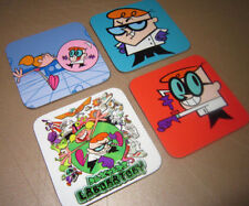 Dexter's Laboratory Lab Great New COASTER Set