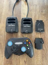 Joytech Neo S 2.4ghz Wireless Controller Pad Original Xbox w/ Original Receiver
