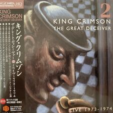 The Great Deceiver , Vol. 2 [2 Disc] by King Crimson(HQ-CD, IECP-20208/209..