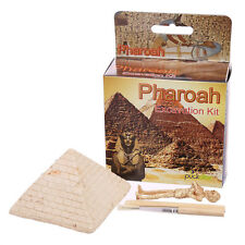 (1x) Fun Kids Mummy and Pyramid Egyptian Dig it Out Kit