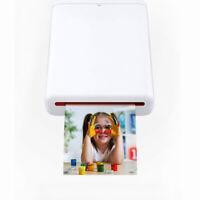 Lot Mini Portable Bluetooth Phone Photo Zink Printer For iPhone Samsung Huawei