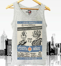 Ärmellose Dragonball Herren-T-Shirts
