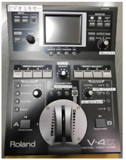 Roland V-4EX Four Channel Digital Video Mixer w/ Effects V4EX EMS MINT