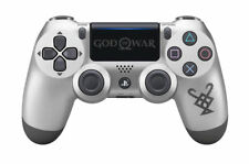 Sony Dualshock 4 God of War Edition Wireless Controller für PS4 - Silber