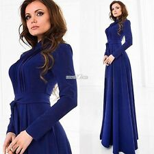 New Hot Long Chiffon Formal Gown Ball Party Evening Prom Bridesmaid Dresses A+++