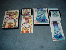 Columns III Ecco Dolphin II 2 games ~ Japanese Sega Mega Drive Genesis Complete