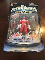NIB Lightstar Sealed 1997 Red Power Rangers in Space Sabans Minor Wear Edges