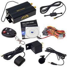 TK103-B ANTIFURTO GPS LOCALIZZATORE TRACKER TELECOMANDO ALLARME APERTURA PORTA
