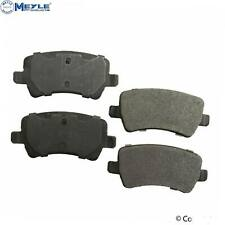 For Volvo S80 V70 XC60 XC70 Rear Brake Pads Meyle Semi Met D81307SM 8422D1307SM}