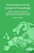 Universities and the Europe of Knowledge: Ideas, Institutions and-ExLibrary