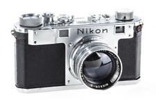 Nikon S Rangefinder Camera // 32228,6