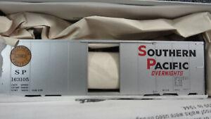 Gold Coast GCS-014 1937 AAR 40' Southern Pacific Door Box Car 1956 Kit S-Scale