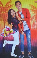 SOY LUNA - A3 Poster (42 x 28 cm) - Karol Sevilla Ruggero Pasquarelli Clippings
