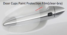 Clear Bra Paint Protection PreCut for Most BMW PPF DOOR CUPS 3M Scotchgard 2/3/S