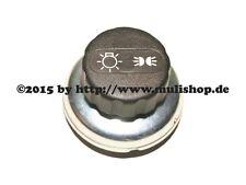 Lichtdrehschalter Lichtschalter Schalter für Multicar M24 M25 NEU0875022