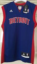 Detroit Pistons adidas NBA Basketball Jersey Replica Size XS