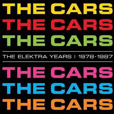 CARS THE ELEKTRA YEARS 1978-1987 REMASTERED 6 CD NEW