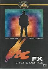 F/X effetto mortale (1986) DVD