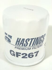 Hastings Fuel Filter, Spin On, GF267, 1976-85 Mercedes-Benz