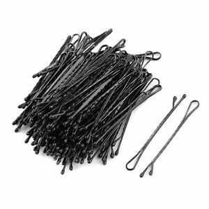 HAIRDRESSING HAIR SALON 120 PIECE SET STYLING CLIPS KIRBY SLIDES BOBBY GRIP PINS