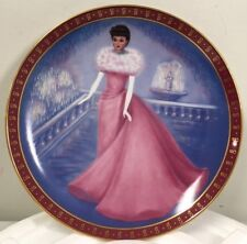 1960 Barbie Enchanted Evening Limited Edition The Danbury Mint Plate