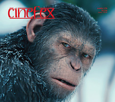 CINEFEX #154: WAR PLANET OF THE APES Valerian THE MUMMY Pirates Caribbean NEW!