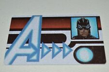 Marvel Heroclix Age of Ultron Protector ID Card AUID-001